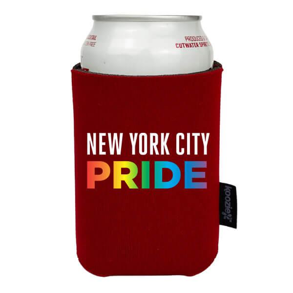 Koozie® Custom Text Pride Drink Cooler