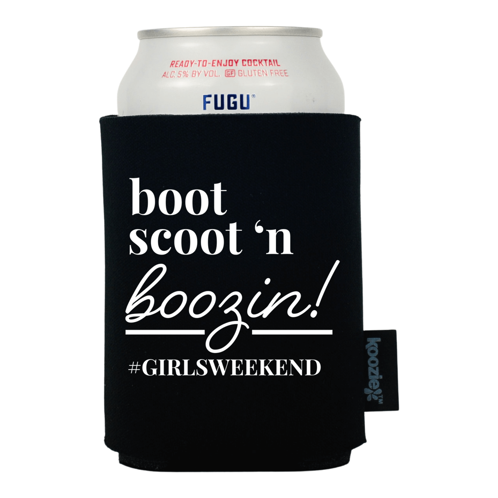 Koozie® Boot Scoot 'n Boozin Drink Cooler