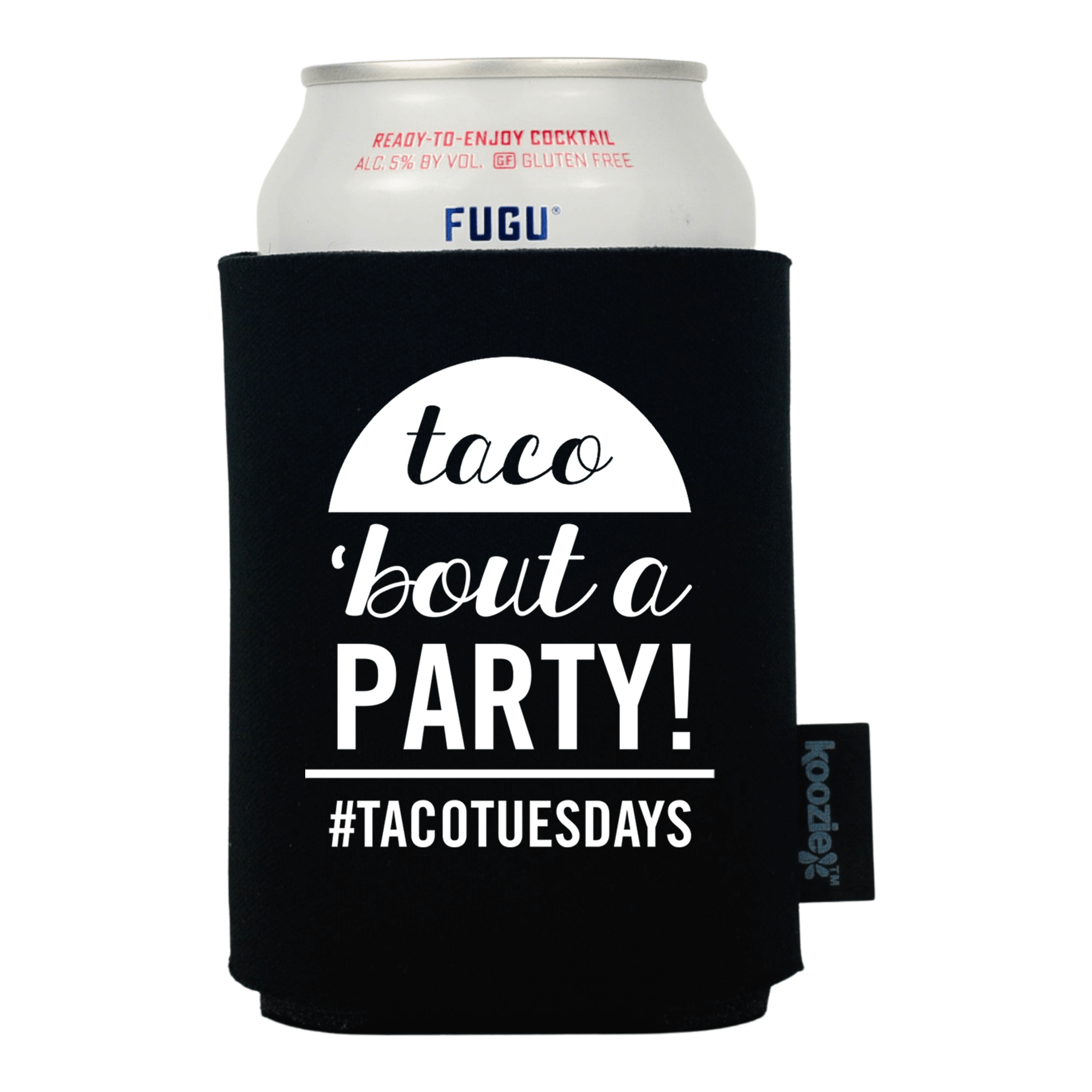 Koozie® Taco Bout a Party Drink Cooler