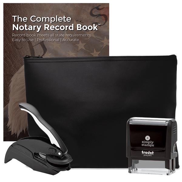 Louisiana Common Notary Kit