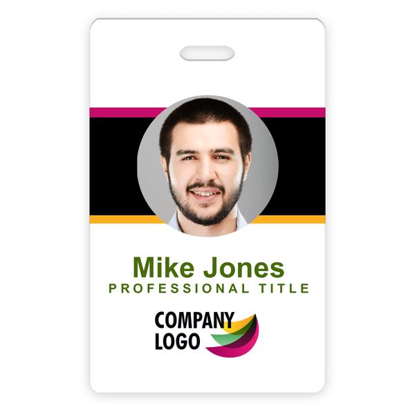 Photo ID Badge Custom