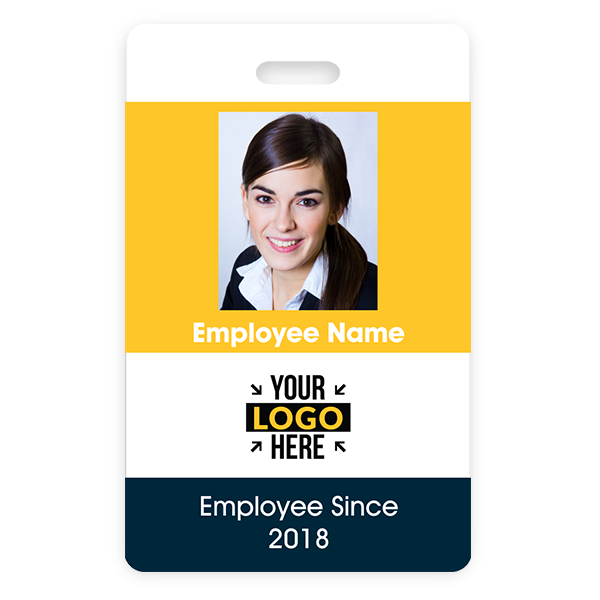 Primary ID Badge