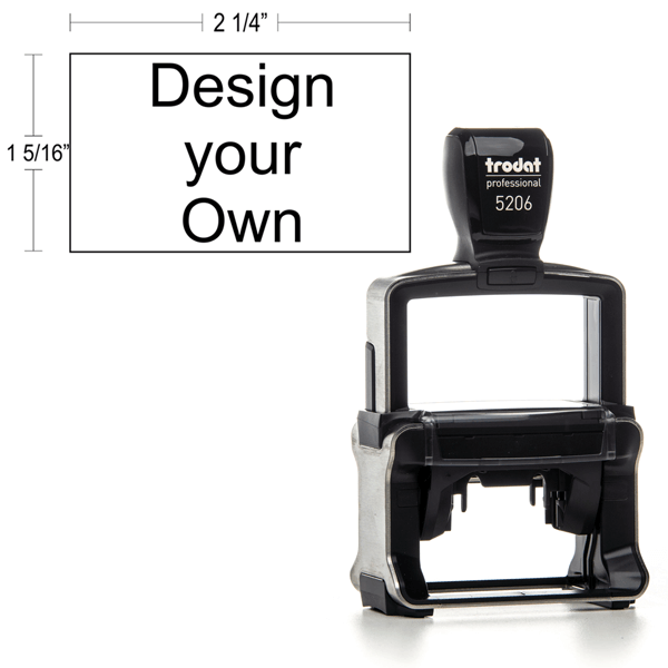 Customizable Trodat Professional 5206