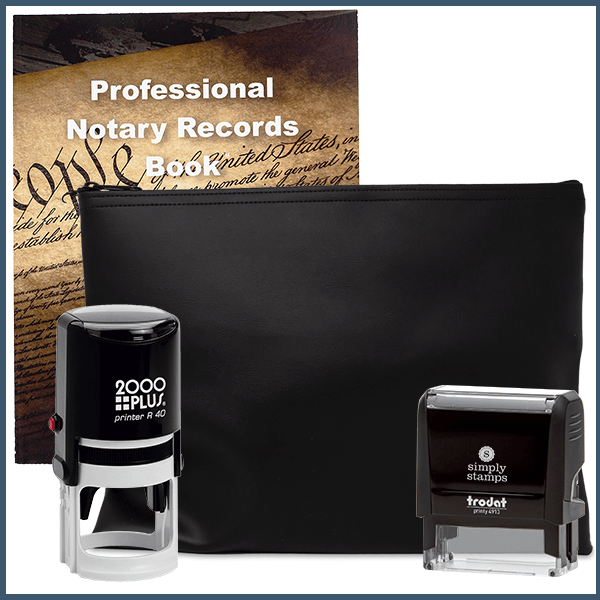 Rhode Island Common Notary Kit