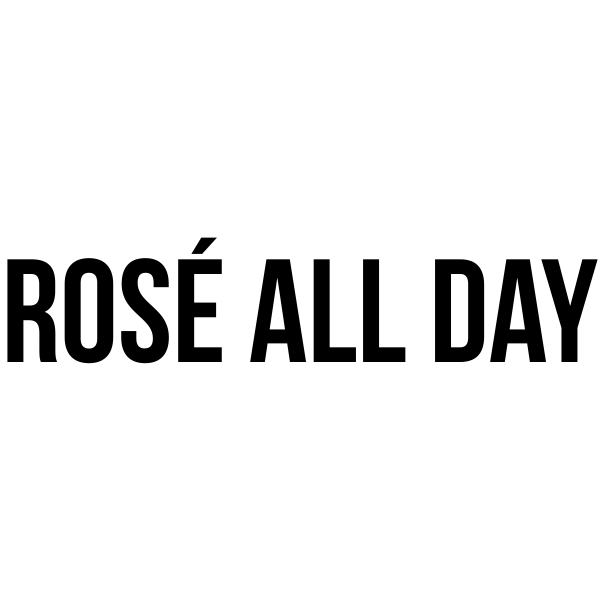 Rosé All Day Craft Stamp
