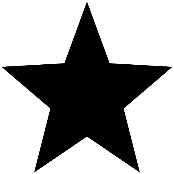 Star Teacher Craft Stamp