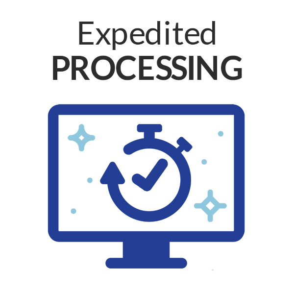 Simply Stamps - Expedited Processing