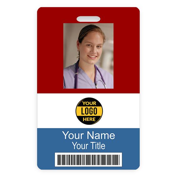 Photo ID Badge - Style100