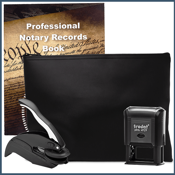 Washington Common Notary Kit