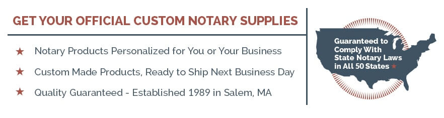 All State Notary Supplies