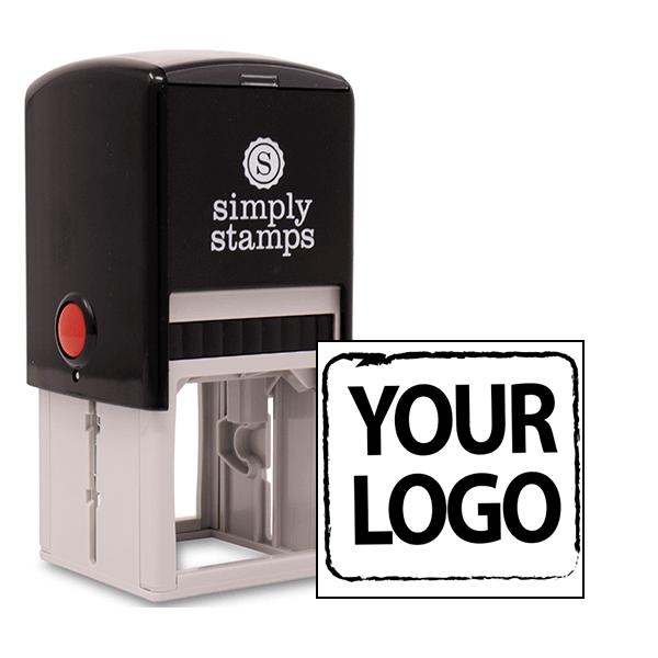 Square Logo Artwork Stamp