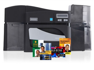 Fargo HDP5000 photo ID printer