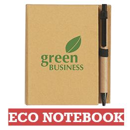 Eco-Friendly Branded Notebook