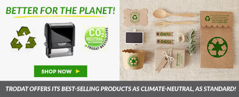 Shop Our Eco-Friendly Stamps