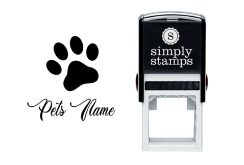 Pet Lover Stamps